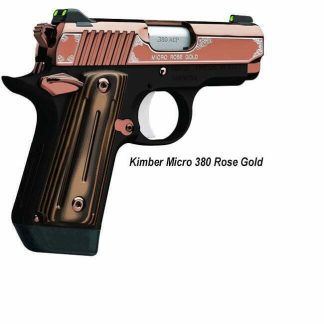 Kimber Micro 380 Rose Gold, 3300173, 669278331737, in Stock, For Sale