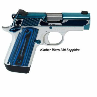 Kimber Micro 380 Sapphire, 3300090, 669278330907, in Stock, For Sale