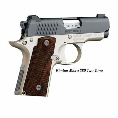 Kimber Micro 380 Two Tone, 3300206, 3300215, 669278332062, L669278332154, in Stock, For Sale