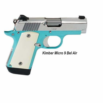 Kimber Micro 9 Bel Air, 3300110, 669278331102, in Stock, For Sale