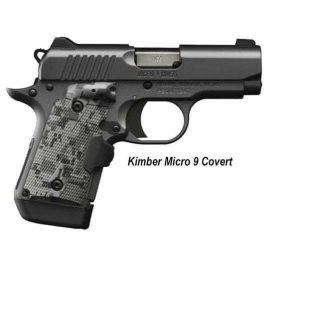 Kimber MIcro 9 Covert, 3300187, 669278331874, in Stock, For Sale