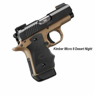 Kimber Micro 9 Desert Night, 3300175, 3300197, 669278331751, 669278331973, in Stock, For Sale