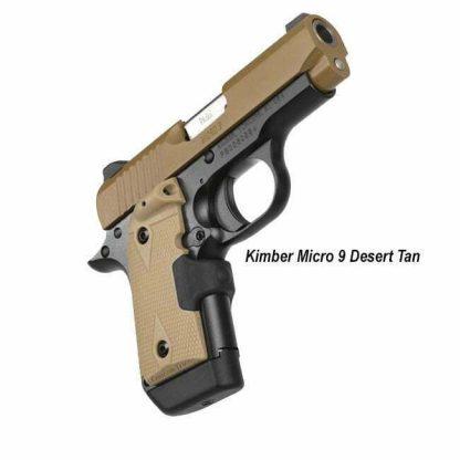 Kimber Micro 9 Desert Tan, 3300168, 669278331683, in Stock, For Sale