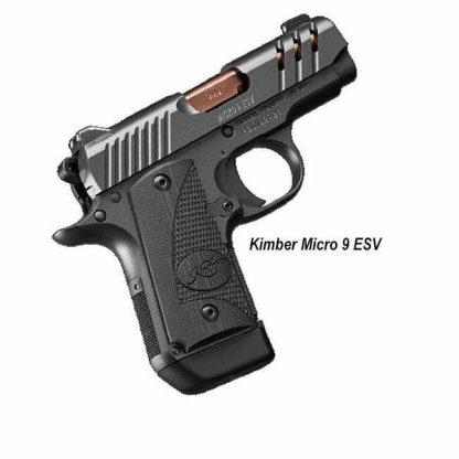 Kimber Micro 9 ESV, in Stock, For Sale