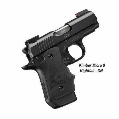 Kimber Micro 9 Nightfall (DN), 3300194, 669278331942, in Stock, For Sale