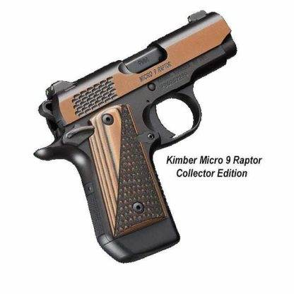 Kimber Micro 9 Raptor, in Stock, 3300109, 3700602, 669278331096, 669278376028,For Sale