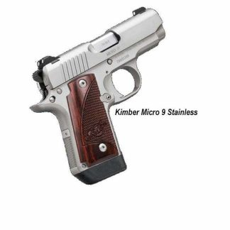 Kimber Micro 9 Stainless, 3300158, 3300217, 3300193, 9278331584, 669278332178, 669278331935, in Stock, For Sale