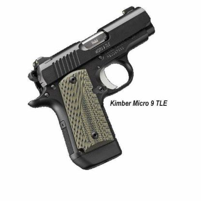 Kimber Micro 9 TLE, 3300191, 669278331911, in Stock, For Sale