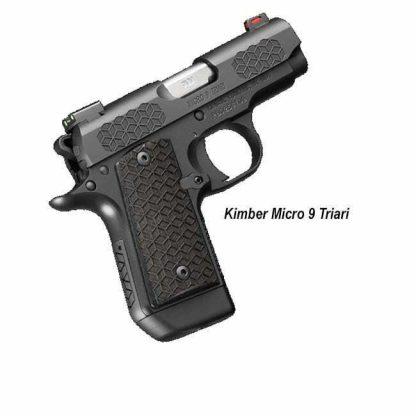 Kimber Micro 9 Triari, 3300212, 669278332123, in Stock, For Sale