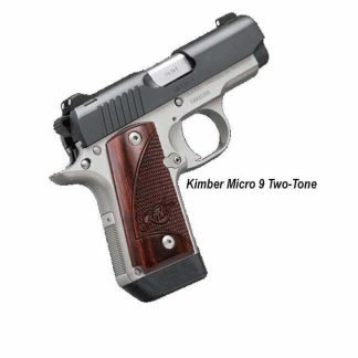 Kimber Micro 9 Two-Tone, 3300099, 669278330990, On Sale