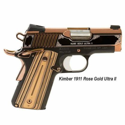 Kimber 1911 Rose Gold Ultra II, in Stock, For Sale
