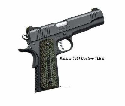 Kimber 1911 Custom TLE II, in Stock, For Sale