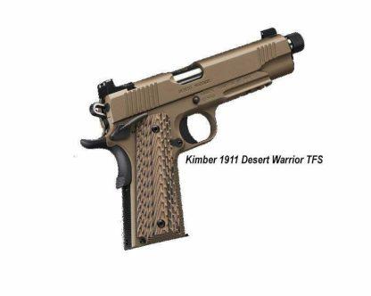 Kimber 1911 Desert Warrior (TFS), in Stock, For Sale