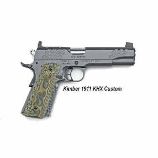 Kimber 1911 KHX Custom, in Stock, For Sale