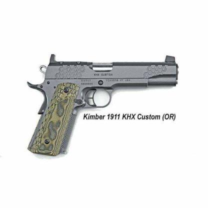 Kimber 1911 KHX Custom (OR), in Stock, For Sale