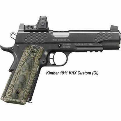 Kimber 1911 KHX Custom (OI), in Stock, For Sale