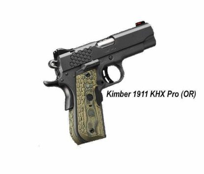 Kimber 1911 KHX Pro (OR), in Stock, For Sale