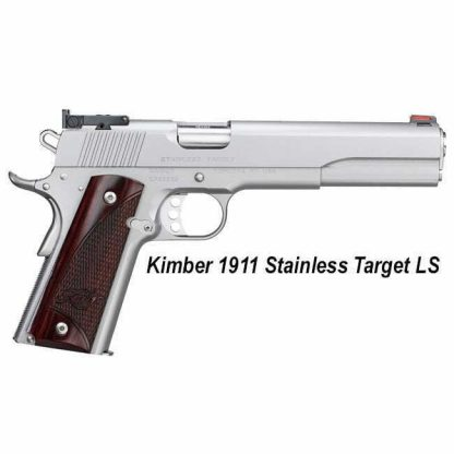 Kimber 1911 Stainless Target LS, in Stock, For Sale