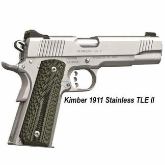 Kimber 1911 Stainless TLE II, in Stock, For Sale