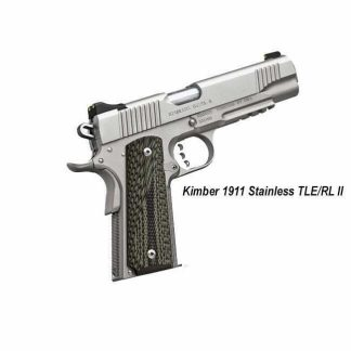 Kimber 1911 Stainless TLE RL II, in Stock, For Sale