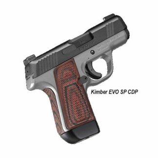 Kimber EVO SP CDP, 3900011, 669278390116, in Stock