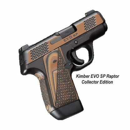 Kimber EVO SP Raptor, Collector Edition, 3700603, in Stock, For Sale