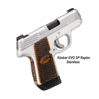 Kimber EVO SP Raptor Stainless, 3700603, 669278390147, in Stock, For Sale