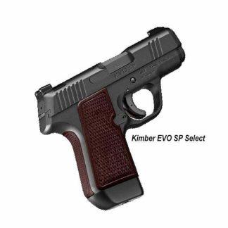Kimber EVO SP Select Black, 3900017, 669278390178, For sale