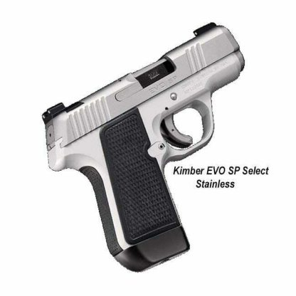 Kimber EVO SP Secect, Stainless, 3900018 in Stock, For Sale