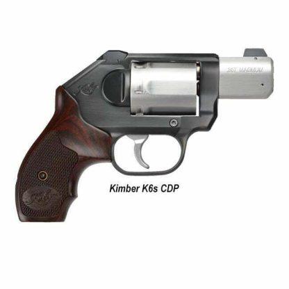 Kimber K6s CDP, 3400013, 669278340135, in Stock, For Sale