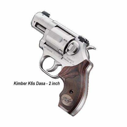 Kimber K6s Dasa, 2 inch, 3700584, 3400021, 669278375847, 669278340210, in Stock, For Sale