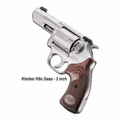 Kimber K6s Dasa, 3 inch, 3400016, 669278340166, in Stock, For Sale