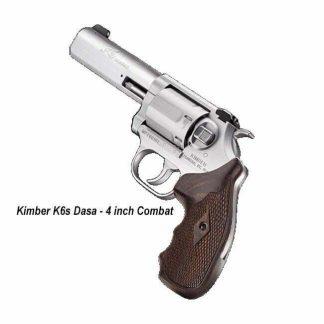"Kimber K6s DASA 4"" Combat, 3400031, 669278340319, For Sale"