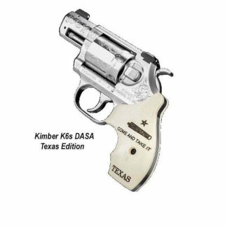 Kimber K6s DASA (Texas Edition), 3400028, 669278340289 in Stock, For Sale