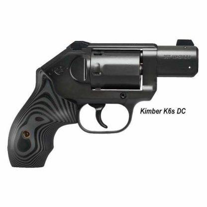 Kimber K6s DC, 3400012, 669278340128, in Stock, For Sale