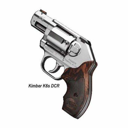 Kimber K6s DCR, 3400009, 669278340098, in Stock, For Sale