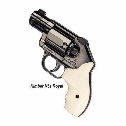 Kimber K6s Royal, 3400017, 669278340173, in Stock, For Sale
