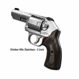 Kimber K6s Stainless, 3 inch, 3400011, 669278340111, in Stock, For Sale