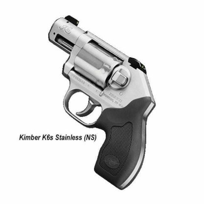 Kimber K6s Stainless (NS), 3400004, 669278340043, On Sale