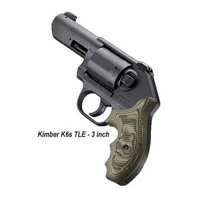 Kimber K6s TLE 3 inch, 3400005, 669278340050, in Stock, For Sale