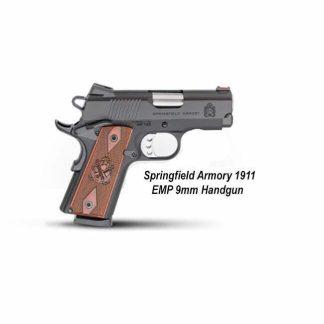 Springfield Armory 1911 EMP 9mm Handgun, PI9208L, PI9209L, in Stock, For Sale