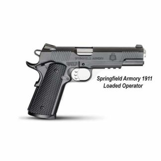 Springfield Armory 1911 Loaded Operator, X9105LL18, in Stock, For Sale