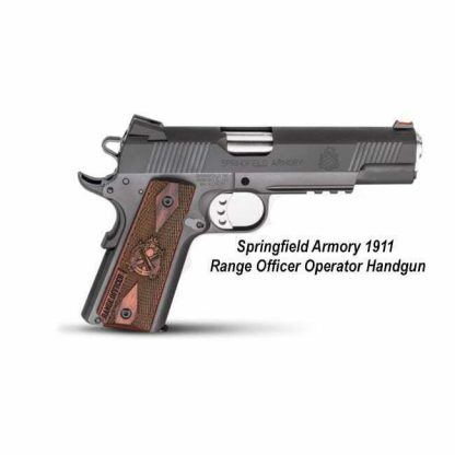Springfield Armory 1911 Range Officer Operator Handgun, PI9131L, PI9130L, in Stock, For Sale