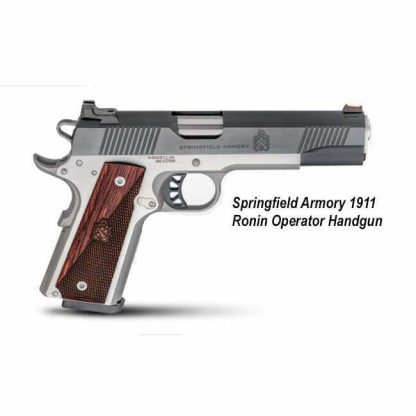 Springfield Armory 1911 Ronin Operator Handgun