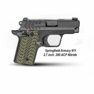 Springfield Armory 911 2.7 inch .380 ACP Nitride, PG9109, in Stock, For Sale