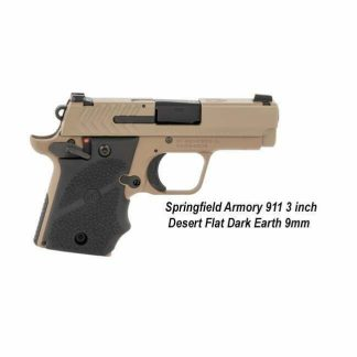 Springfield Armory 911 3 inch Desert FDE 9mm, PG9119FH, in Stock, For Sale