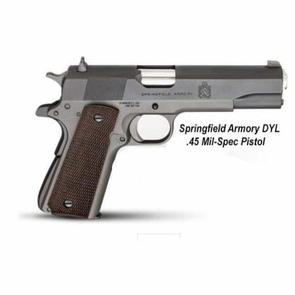 Springfield Armory DYL .45 Mil-Spec Pistol, PBD9108L, in Stock, For Sale