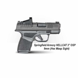 """Springfield Armory HELLCAT 3"""" OSP 9mm, Hex Wasp Sight, HC9319BOSPWASP, in Stock, For Sale"""