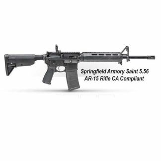Springfield Armory Saint 5.56 AR-15 Rifle CA Compliant, ST916556BMACA-S, ST916556BMCA-S, in Stock, For Sale