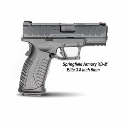 Springfield Armory XD-M Elite 3.8 inch 9mm, XDME9389BHC, in Stock, For Sale
